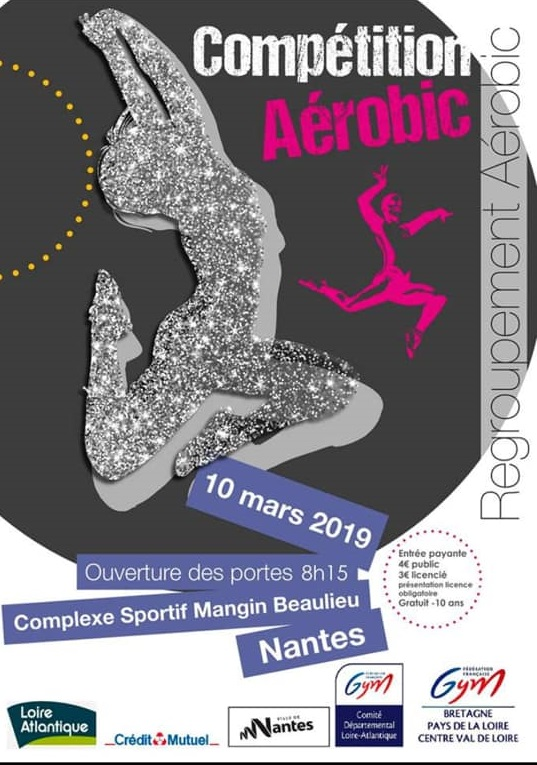 Affiche CompetitionRegroupement AER 2019